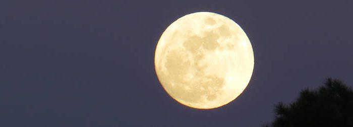 Field Trip – Full Moon at Bennington Lake – Monday, October 22nd